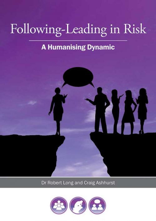 Human Dymensions - Following Leading in Risk Book