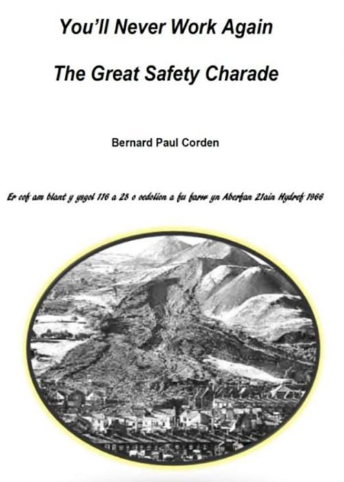 Human Dymensions - The Great Safety Charade Book by Bernard Paul Corden